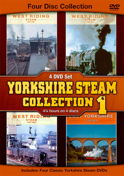 Yorkshire Steam Collection (DVD)