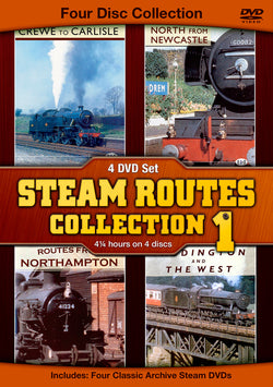 Steam Routes Collection (DVD)