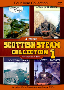 Scottish Steam Collection (DVD)