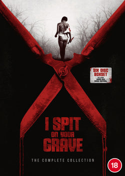 I Spit On Your Grave: The Complete Collection (DVD)