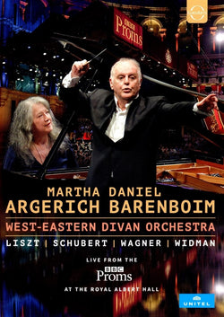 West-Eastern Divan Orchestra at the BBC Proms (DVD)