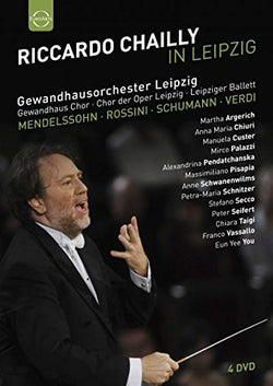 Riccardo Chailly and the Gewandhausorchester Leipzig (DVD)