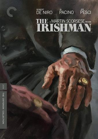 The Irishman (DVD)