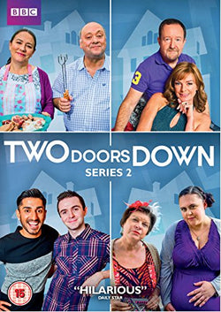 Two Doors Down - Series 2 (DVD)