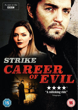 Strike: Career of Evil (DVD)