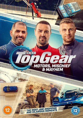 Top Gear - Motors, Mischief & Mayhem (DVD)