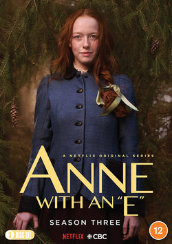 Anne With an 'E': Season 3 (DVD)