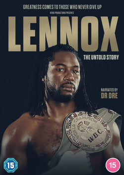 Lennox: The Untold Story (DVD)