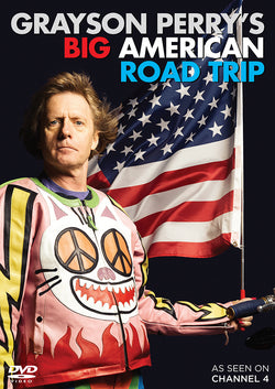 Grayson Perry's Big American Road Trip (DVD)