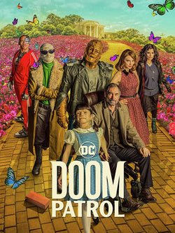 Doom Patrol Series 2 (DVD)