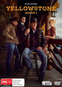 Yellowstone Season 2 (DVD)