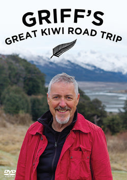 Griff's Great Kiwi Road Trip (DVD)