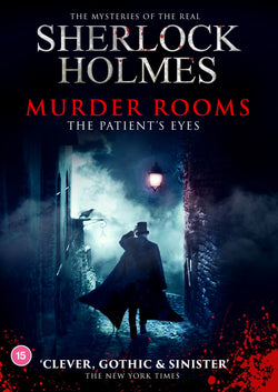 Sherlock Holmes: Murder Rooms - The Patient's Eyes (DVD)