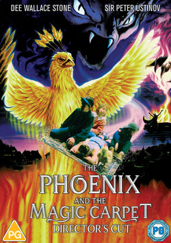 The Phoenix and the Magic Carpet (Director's Cut) (DVD)