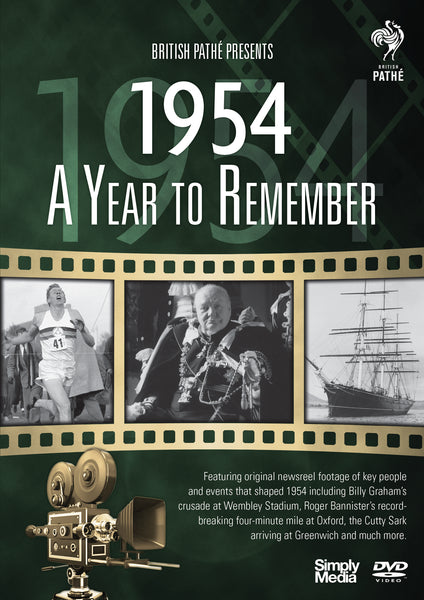 A Year to Remember 1954 (DVD)