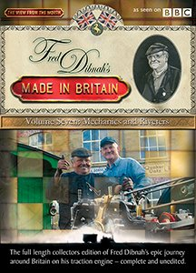 Fred Dibnah's Made In Britain: Vol 7 - Mechanics & Riveters (DVD)
