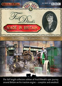 Fred Dibnah's Made In Britain: Vol 9 - Engines At Work (DVD)