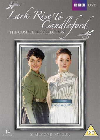 Lark Rise to Candleford - Complete Series 1-4  (DVD) cover image