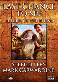 Last Chance to See: Return of the Rhino