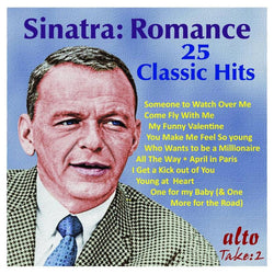 Sinatra: Romance (The Classic Hits) (CD) cover image
