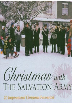 Christmas With The Salvation Army (CD)