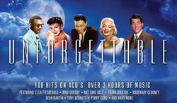 Unforgettable Box set, Original recording remastered (CD) cover image