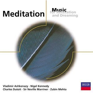 Meditation: Music for Relaxation and Dreaming (CD) cover image