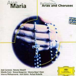 Varoius: Ave Maria (CD)