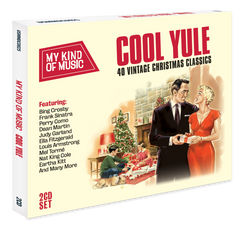 My Kind Of Music - Cool Yule (CD) cover image