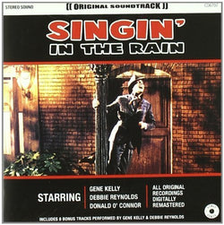 Singin' In The Rain Original recording remastered, Soundtrack.CoverImg