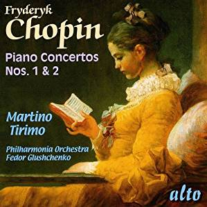 Chopin - Piano Concertos Nos. 1 & 2 (CD)