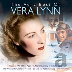 The Very Best Of Vera Lynn (CD).Cover Image