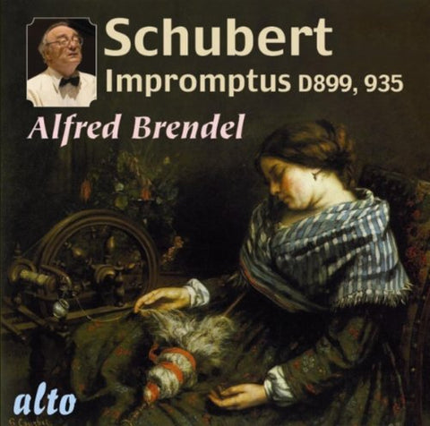 Schubert: Impromptus (complete); Moments Musicaux (selected) (CD) cover image