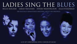Ladies Sing The Blues Box set, Original recording remastered (CD) cover image