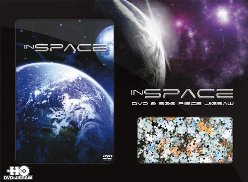Space DVD & Jigsaw Gift.CoverImg