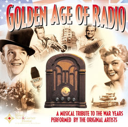 Golden Age of Radio (CD)