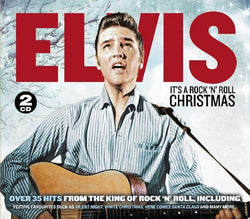 Elvis - It's A Rock 'n' Roll Christmas Box set, Double CD, DualDisc, Import.CoverImg
