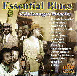 Essential Blues - Chicago Style (CD)