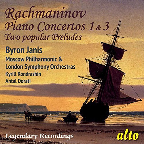 Rachmaninov - Piano Concs 1 & 3 (CD)