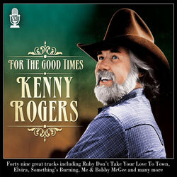 Kenny Rogers - For The Good Times.CoverImg