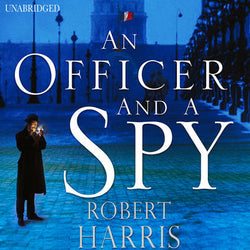 An Officer and a Spy Audio CD  Audiobook, CD, Unabridged (CD) cover image