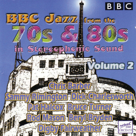 Bbc Jazz From The 70'S & 80'S Vol 2 (CD)