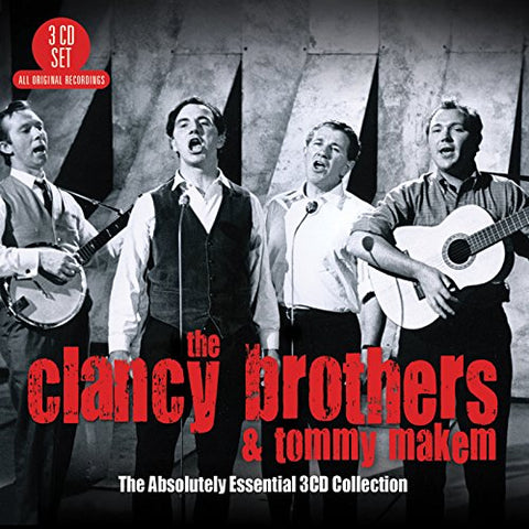 The Clancy Brothers & Tommy Makem - The Absolutely Essential (CD)
