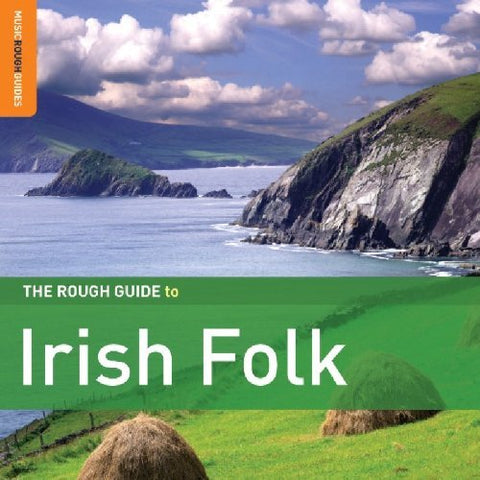 Rough Guide To Irish Folk (CD) cover image