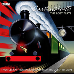 Agatha Christie: The Lost Plays: Three BBC radio full-cast dramas: Butter in a Lordly Dish, Murder in the Mews & Personal Call Audio CD  Audiobook, CD, Unabridged (CD) cover image