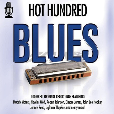 Hot Hundred Blues (CD)