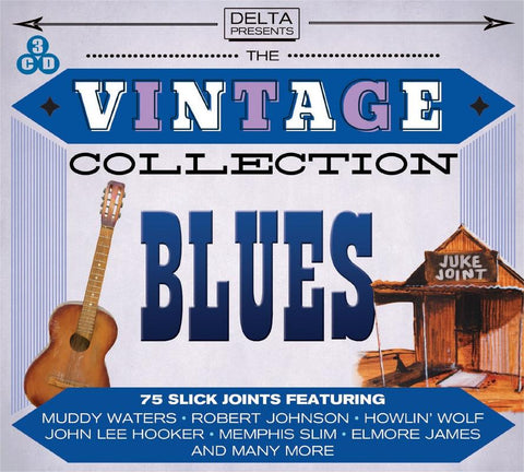 Vintage Blues (CD)