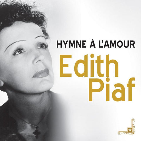Hymne A L'Amour (CD) cover image