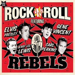 Rock n Roll Rebels (CD) cover image