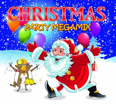 Christmas Party Megamix.CoverImg